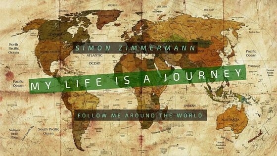 my life is a journey